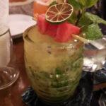 Restaurant Ubud cocktail